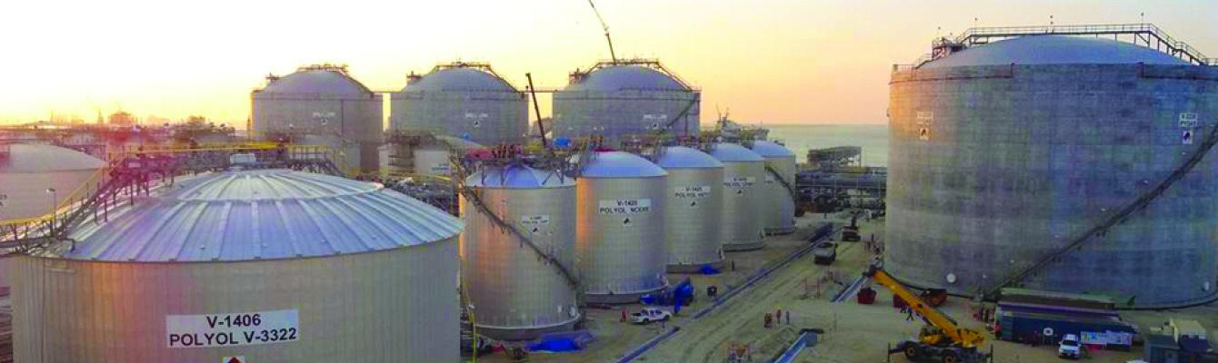 CB&I Atmospheric & Ambient Temperature Storage Tanks - MDR