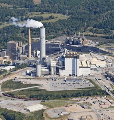 Cliffside Unit 6 (Rogers Energy) 825 MW Plant