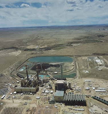 Comanche Unit 3 750 MW Supercritical Power Plant