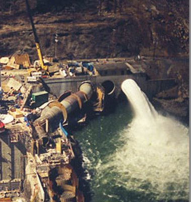 Gauley River Penstock
