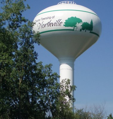 Elevated Tank – Charter Township of Northville