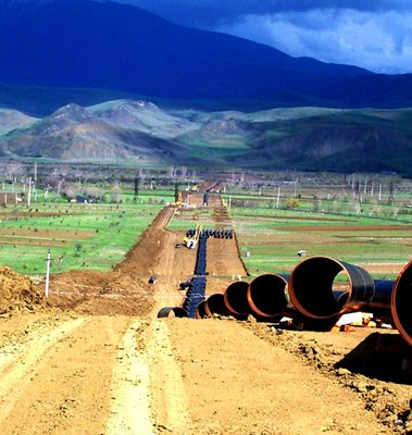 South Caucasus Pipeline