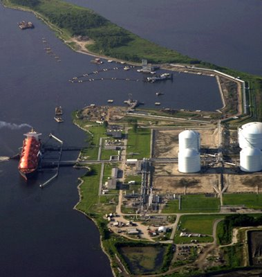 Southern LNG Terminal Expansion Project