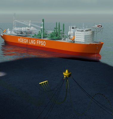 Hoegh LNG FPSO