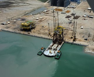 Kuil-A Drilling Platform