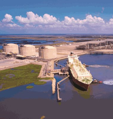 Cameron LNG Liquefaction Project